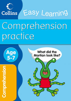 Comprehension: Age 5-7: Ages 5-7 - Collins Easy Learning Age 5-7 (Paperback)