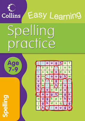 Easy Learning: Spelling Ages 7-9 - Collins Easy Learning Age 7-11 (Paperback)