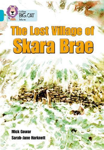 Skara Brae: Band 07/Turquoise - Collins Big Cat (Paperback)