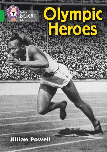 Olympic Heroes: Band 05/Green - Collins Big Cat (Paperback)