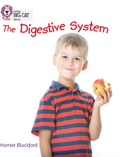 The Digestive System: Band 08/Purple - Collins Big Cat (Paperback)