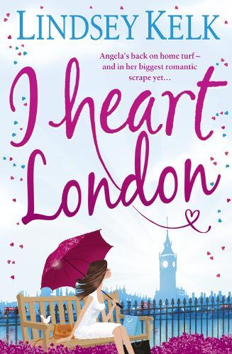 I Heart London - I Heart Series Book 5 (Paperback)