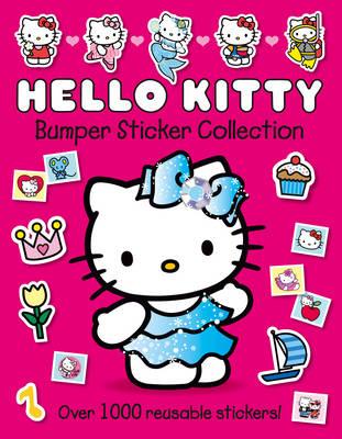 Hello Kitty Bumper Sticker Collection - Hello Kitty (Paperback)