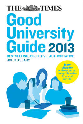 Times Good University Guide 2013 (Paperback)