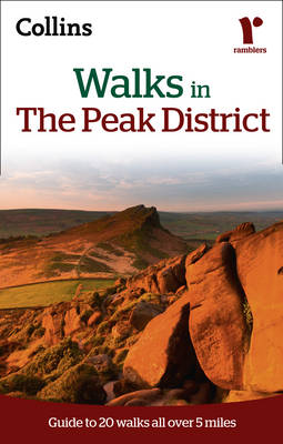 Ramblers Walks in the Peak District (Paperback)