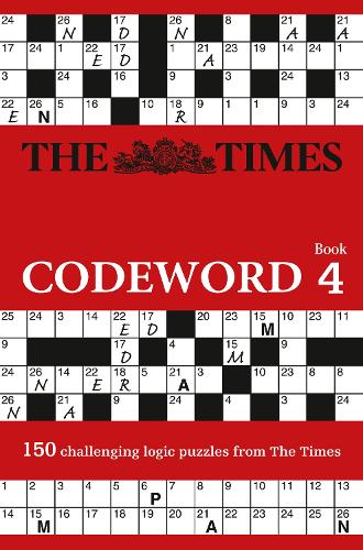 The Times Codeword 4: 150 Cracking Logic Puzzles (Paperback)