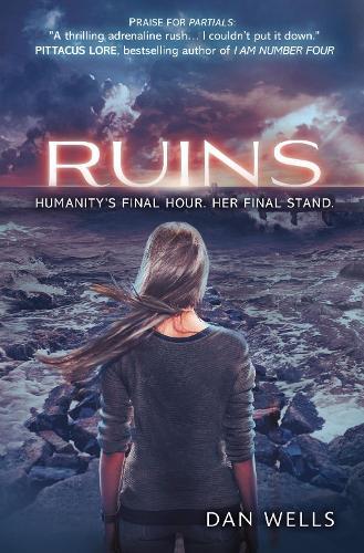 Ruins - Partials 3 (Paperback)