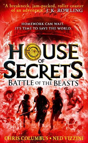 Battle of the Beasts - House of Secrets 2 (Hardback)