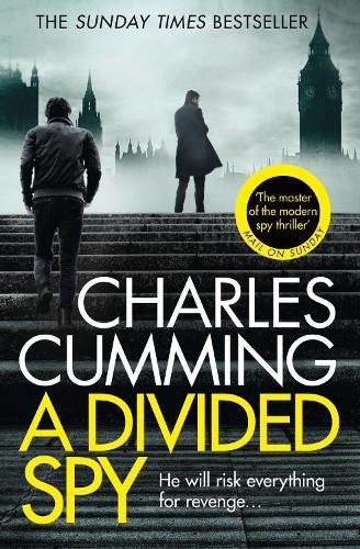 A Divided Spy - Thomas Kell Spy Thriller 3 (Paperback)