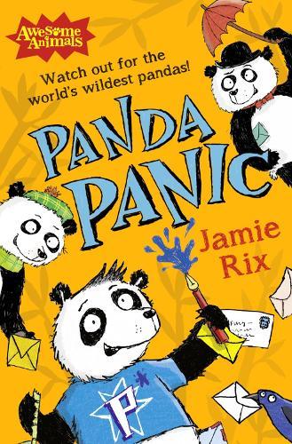 Panda Panic - Awesome Animals (Paperback)