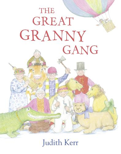 The Great Granny Gang (Paperback)