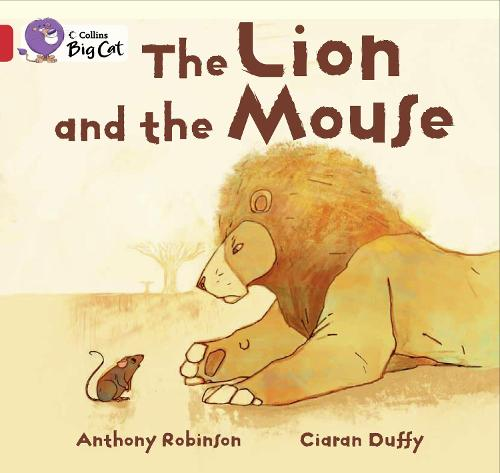 Lion and the Mouse Workbook - Collins Big Cat (Paperback)