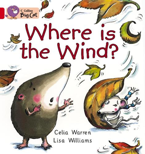 Where is the Wind? Workbook - Collins Big Cat (Paperback)