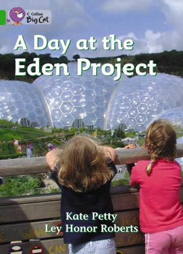 A Day at the Eden Project Workbook - Collins Big Cat (Paperback)