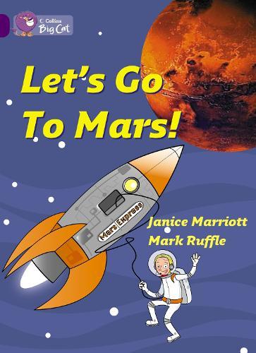 Let's Go to Mars Workbook - Collins Big Cat (Paperback)