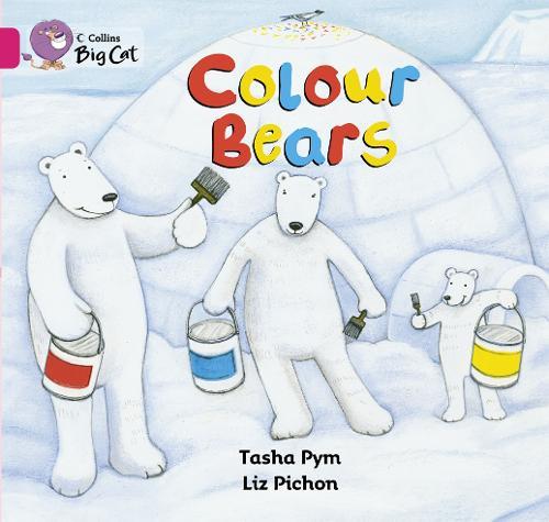 Colour Bears Workbook - Collins Big Cat (Paperback)