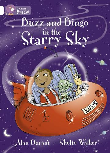 Buzz & Bingo in the Starry Sky Workbook - Collins Big Cat (Paperback)