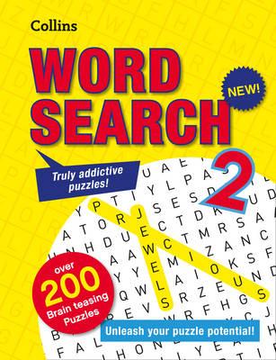 Collins Wordsearch: Book 2 (Spiral bound)