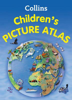 Collins Children's Picture Atlas (Hardback)
