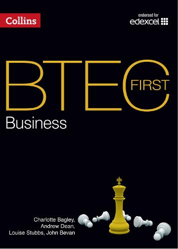 BTEC First Business: Student Book - BTEC First Business 2012 (Paperback)