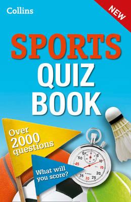 Collins Sports Quiz Book (Paperback)
