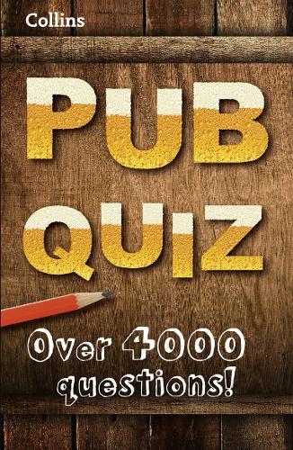 Collins Pub Quiz (Paperback)