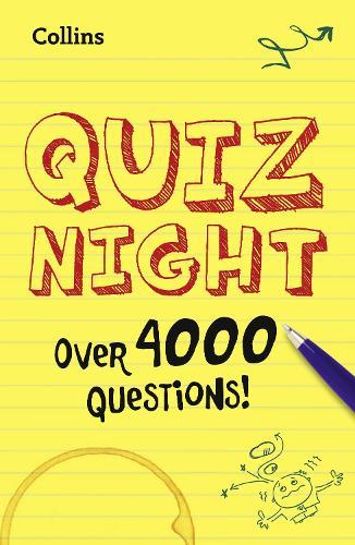 Collins Quiz Night (Paperback)