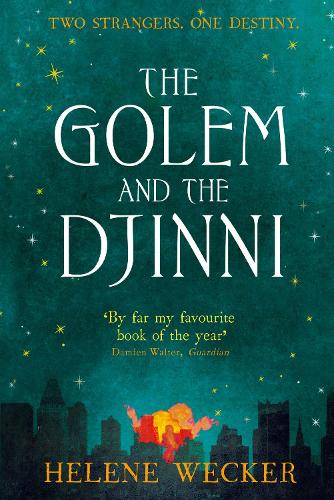 The Golem and the Djinni (Paperback)