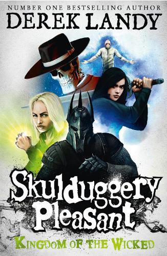 Kingdom of the Wicked - Skulduggery Pleasant 7 (Paperback)