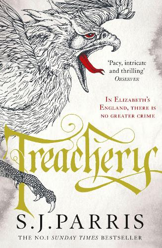 Treachery - Giordano Bruno 4 (Paperback)