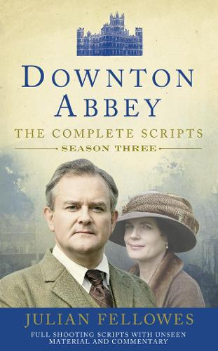 Downton Abbey: Series 3 Scripts (Official) (Paperback)