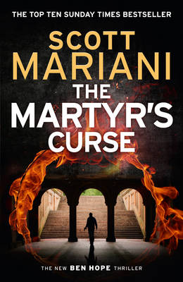 The Martyr's Curse - Ben Hope Book 11 (Paperback)