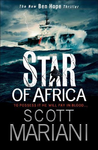 Star of Africa - Ben Hope Book 13 (Paperback)