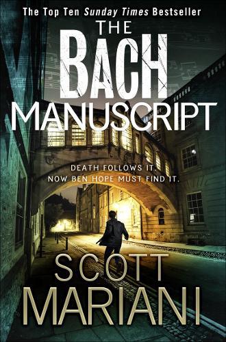 The Bach Manuscript - Ben Hope Book 16 (Paperback)