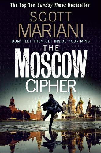 The Moscow Cipher - Ben Hope 17 (Paperback)