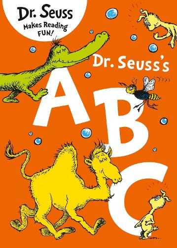 Dr. Seuss's ABC (Paperback)