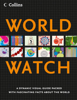 Collins World Watch: A Visual Guide to the Current State of the World - Collins World Watch (Paperback)