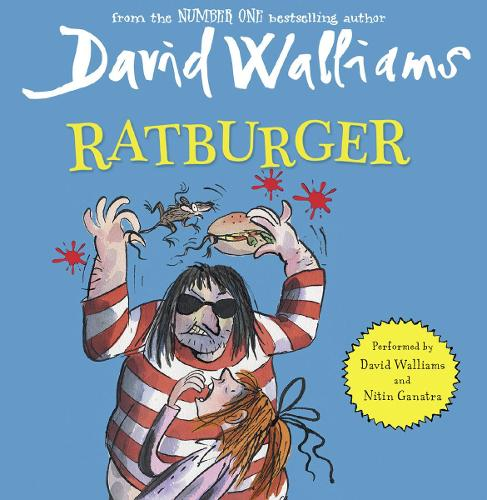 Ratburger (CD-Audio)