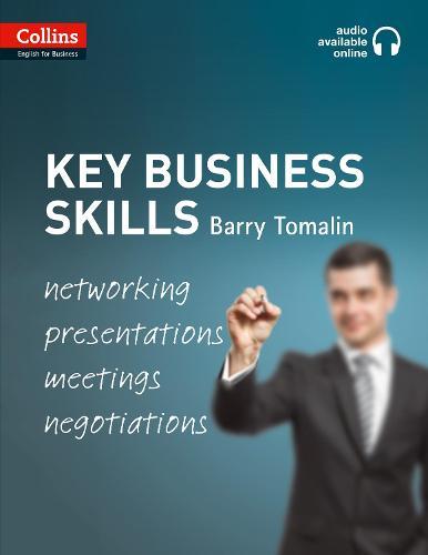 Key Business Skills: B1-C1 - Collins Business Skills and Communication (Paperback)