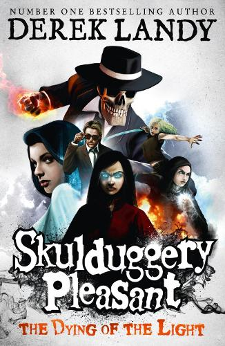 The Dying of the Light - Skulduggery Pleasant 9 (Paperback)