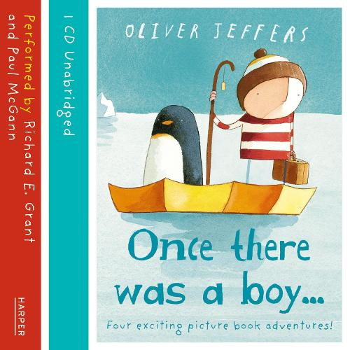 Once there was a boy... (CD-Audio)