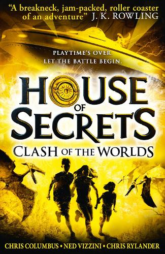 Clash of the Worlds - House of Secrets 3 (Paperback)