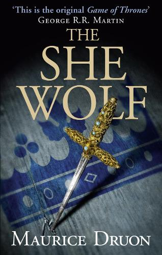 The She-Wolf - The Accursed Kings 5 (Paperback)