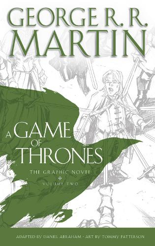 A Game of Thrones: Graphic Novel, Volume Two (Hardback)