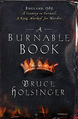 A Burnable Book (Hardback)