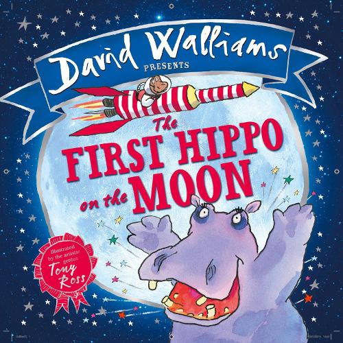 The First Hippo on the Moon (Hardback)