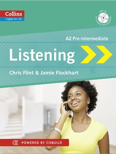Listening: A2 - Collins English for Life: Skills (Paperback)