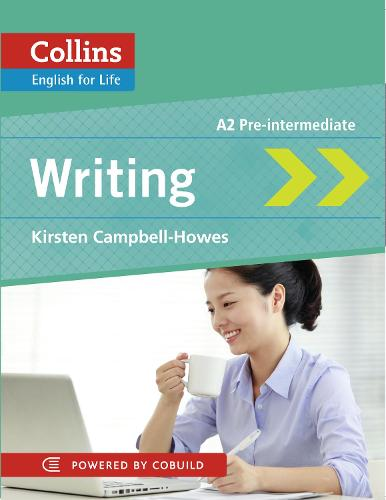 Writing: A2 - Collins English for Life: Skills (Paperback)