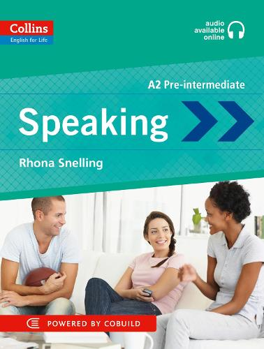 Speaking: A2 - Collins English for Life: Skills (Paperback)