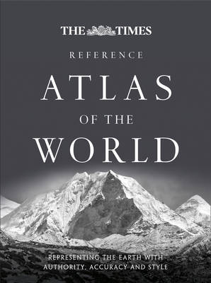 The Times Reference Atlas of the World [Sixth Edition] (Hardback)
